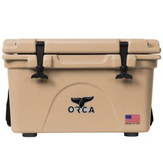 ORCA Coolers 26 Quart -Tan-