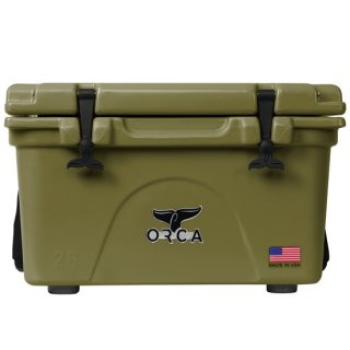 ORCA Coolers 26 Quart -Green-