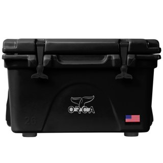 ORCA Coolers 26 Quart -Black-