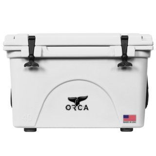 ORCA Coolers 40 Quart -White-