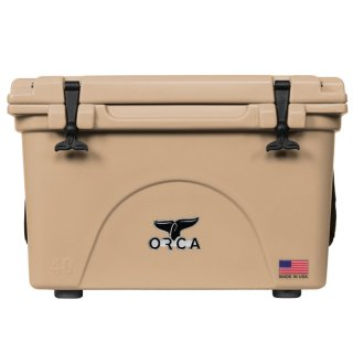 ORCA Coolers 40 Quart -Tan-