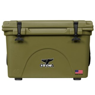 ORCA Coolers 40 Quart -Green-