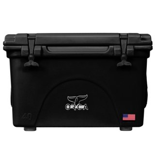 ORCA Coolers 40 Quart -Black-