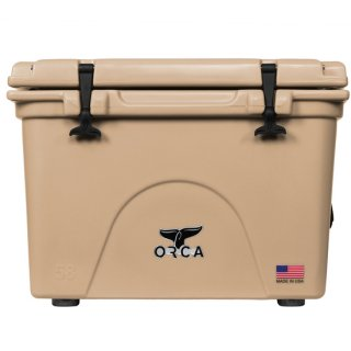 ORCA Coolers 58 Quart -Tan-