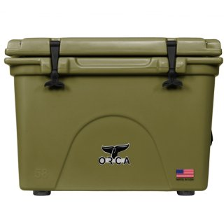 ORCA Coolers 58 Quart -Green-