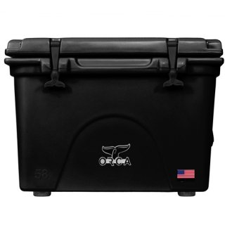 ORCA Coolers 58 Quart -Black-
