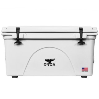 <img class='new_mark_img1' src='https://img.shop-pro.jp/img/new/icons50.gif' style='border:none;display:inline;margin:0px;padding:0px;width:auto;' />ORCA Coolers 75 Quart -White-