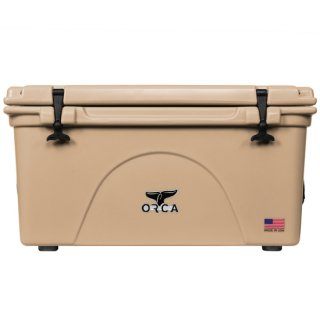 ORCA Coolers 75 Quart -Tan-