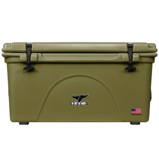 ORCA Coolers 75 Quart -Green-