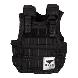 <img class='new_mark_img1' src='https://img.shop-pro.jp/img/new/icons8.gif' style='border:none;display:inline;margin:0px;padding:0px;width:auto;' />ORCA Gear Mini TacVest Koozie Black