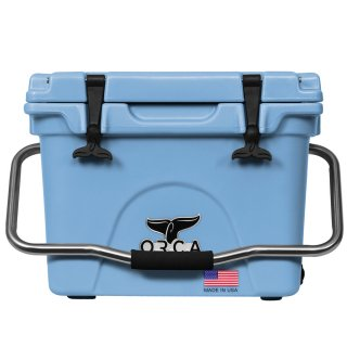 <img class='new_mark_img1' src='//img.shop-pro.jp/img/new/icons8.gif' style='border:none;display:inline;margin:0px;padding:0px;width:auto;' />ORCA Coolers 20 Quart -Light Blue-