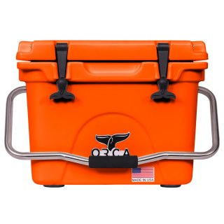 <img class='new_mark_img1' src='//img.shop-pro.jp/img/new/icons8.gif' style='border:none;display:inline;margin:0px;padding:0px;width:auto;' />ORCA Coolers 20 Quart -Blaze Orange-