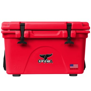 ORCA Coolers 26 Quart -Red-