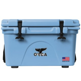 <img class='new_mark_img1' src='//img.shop-pro.jp/img/new/icons8.gif' style='border:none;display:inline;margin:0px;padding:0px;width:auto;' />ORCA Coolers 26 Quart -Light Blue-