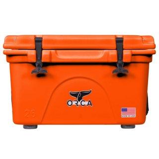 ORCA Coolers 26 Quart -Blaze Orange-