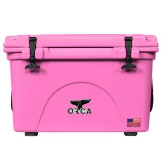 ORCA Coolers 40 Quart -Pink-