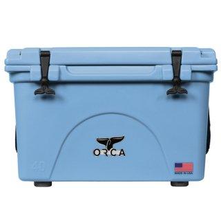 ORCA Coolers 40 Quart -Light Blue-