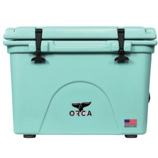 <img class='new_mark_img1' src='//img.shop-pro.jp/img/new/icons8.gif' style='border:none;display:inline;margin:0px;padding:0px;width:auto;' />ORCA Coolers 58 Quart -Seafoam-