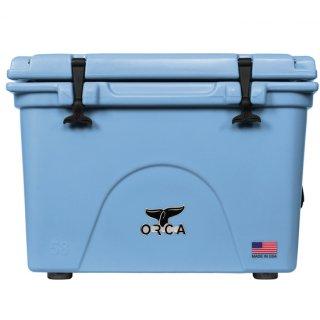 ORCA Coolers 58 Quart -Light Blue-