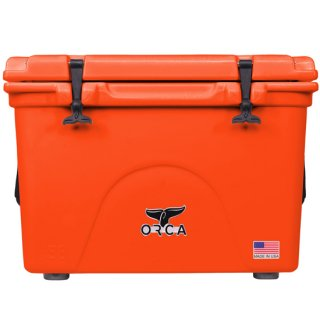 <img class='new_mark_img1' src='//img.shop-pro.jp/img/new/icons8.gif' style='border:none;display:inline;margin:0px;padding:0px;width:auto;' />ORCA Coolers 58 Quart -Blaze Orange-