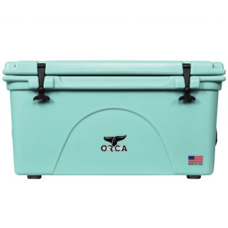 <img class='new_mark_img1' src='//img.shop-pro.jp/img/new/icons8.gif' style='border:none;display:inline;margin:0px;padding:0px;width:auto;' />ORCA Coolers 75 Quart -Seafoam-