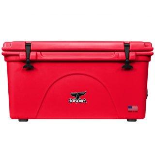 ORCA Coolers 75 Quart -Red-