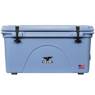 <img class='new_mark_img1' src='//img.shop-pro.jp/img/new/icons8.gif' style='border:none;display:inline;margin:0px;padding:0px;width:auto;' />ORCA Coolers 75 Quart -Light Blue-