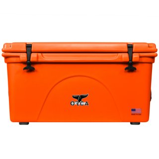 <img class='new_mark_img1' src='//img.shop-pro.jp/img/new/icons8.gif' style='border:none;display:inline;margin:0px;padding:0px;width:auto;' />ORCA Coolers 75 Quart -Blaze Orange-