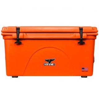 ORCA Coolers 75 Quart -Blaze Orange-