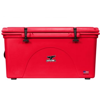 ORCA Coolers 140 Quart -Red-