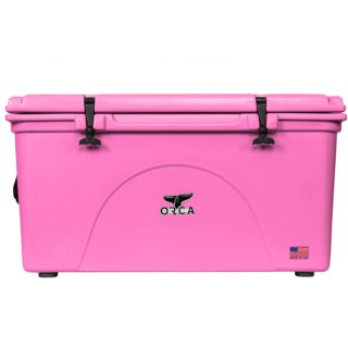 <img class='new_mark_img1' src='https://img.shop-pro.jp/img/new/icons50.gif' style='border:none;display:inline;margin:0px;padding:0px;width:auto;' />ORCA Coolers 140 Quart -Pink-