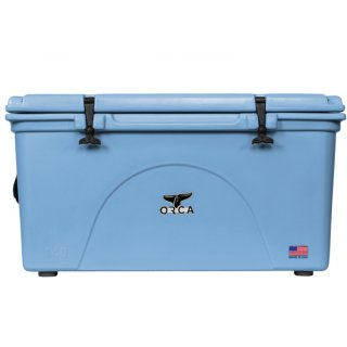 <img class='new_mark_img1' src='//img.shop-pro.jp/img/new/icons8.gif' style='border:none;display:inline;margin:0px;padding:0px;width:auto;' />ORCA Coolers 140 Quart -Light Blue-