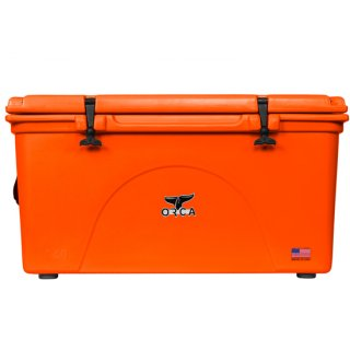 <img class='new_mark_img1' src='//img.shop-pro.jp/img/new/icons8.gif' style='border:none;display:inline;margin:0px;padding:0px;width:auto;' />ORCA Coolers 140 Quart -Blaze Orange-
