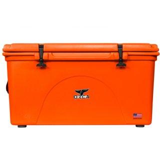 <img class='new_mark_img1' src='https://img.shop-pro.jp/img/new/icons50.gif' style='border:none;display:inline;margin:0px;padding:0px;width:auto;' />ORCA Coolers 140 Quart -Blaze Orange-