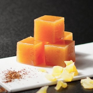 ドルチェようかんワイキューブ(津軽:青森りんご&ローズヒップ味)120g