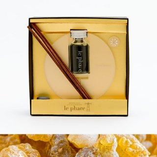 フランキンセンス ルース<br>Frankincense (LUCE)<br>「清き祝福」の香り<span>NATURAL</span>