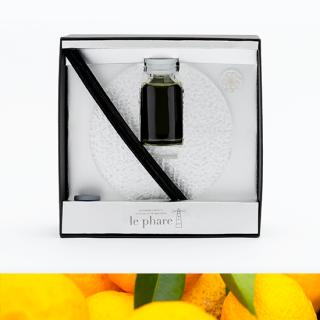 柚子シトラス<br>Yuzu Citrus<br>「さわやかな出帆」の香り<span>CREATIVE</span>
