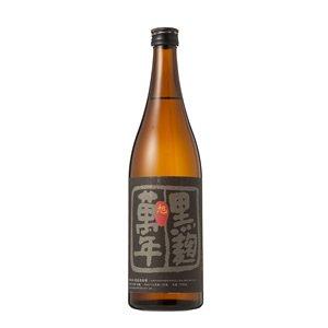 渡邊酒造場 旭萬年 【黒麹】 720ml