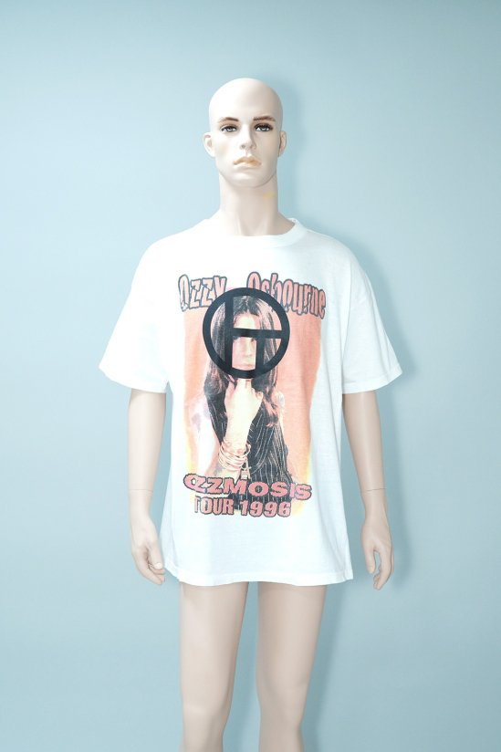 Dogs Recycle Ozzy Osburne Ozzmosis Tour 96' T-Shirt