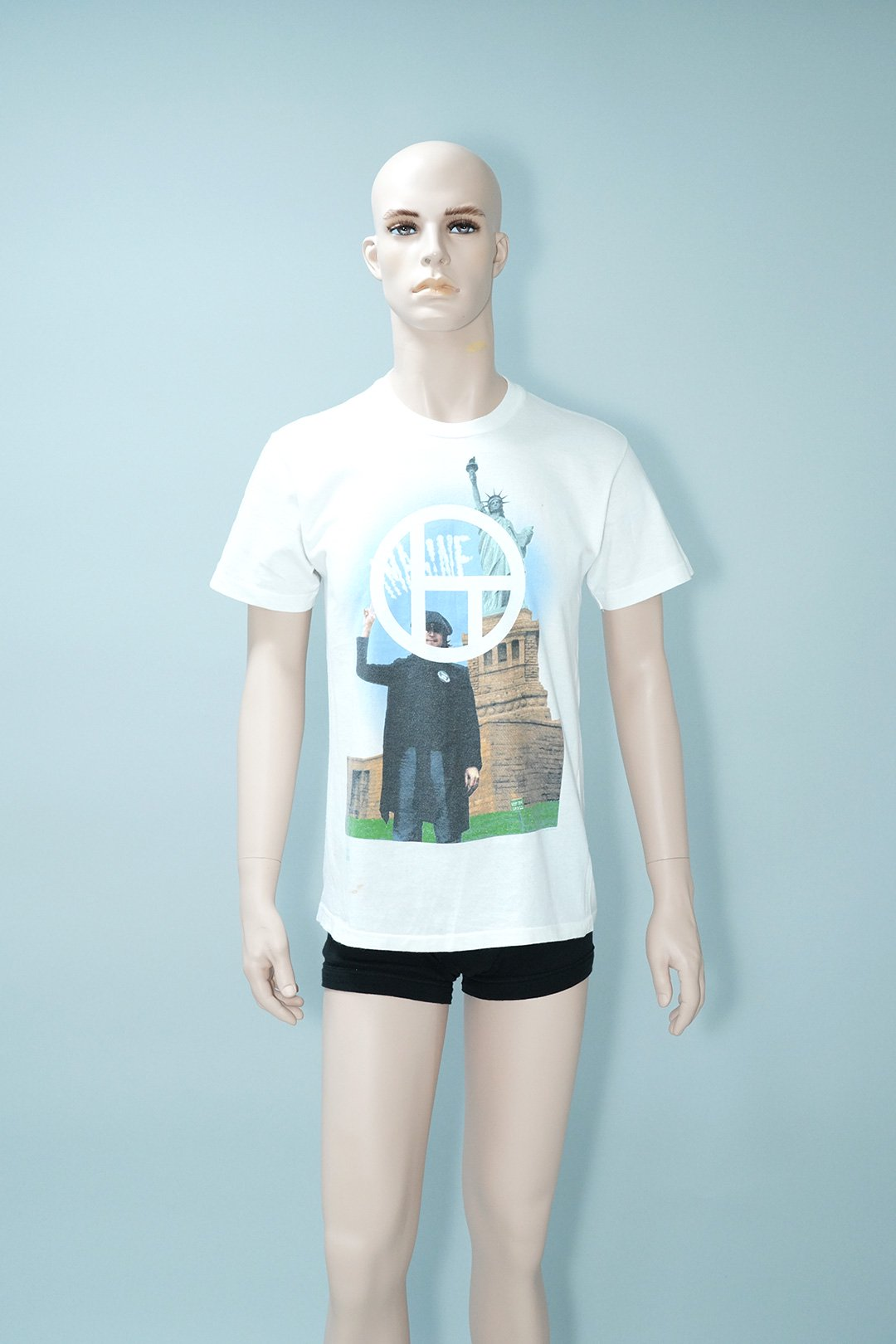Vintage John Lennon Imagine 91' T-shirt