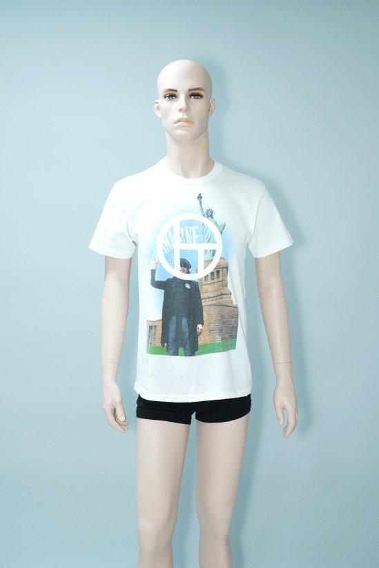 Dogs Recycle Jhon Lennon Imagin 91' T-shirt