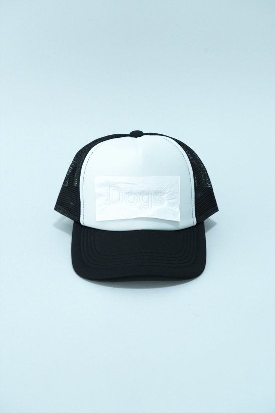 Dogs Cap (Black)