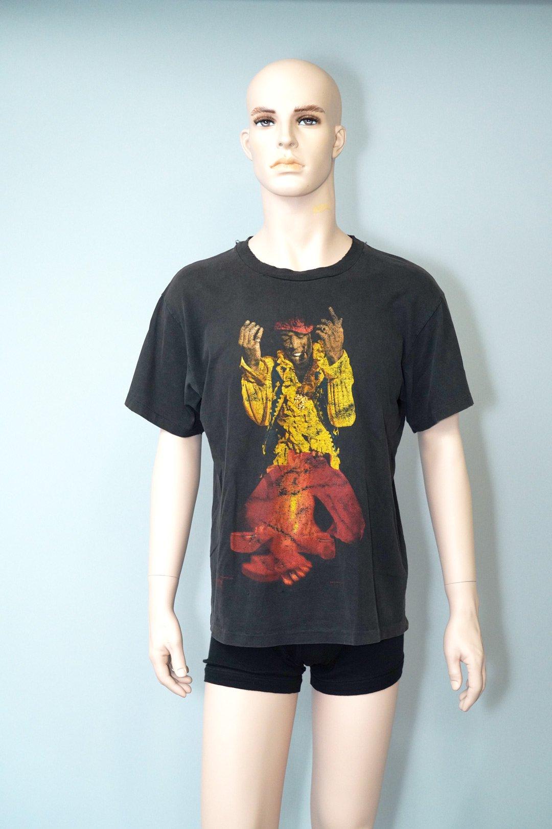 Vintage Jimi Hendrix 91' T-Shirt