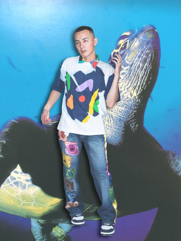 Vintage Beat Takeshi Genki Ga Deru TV T-Shirt