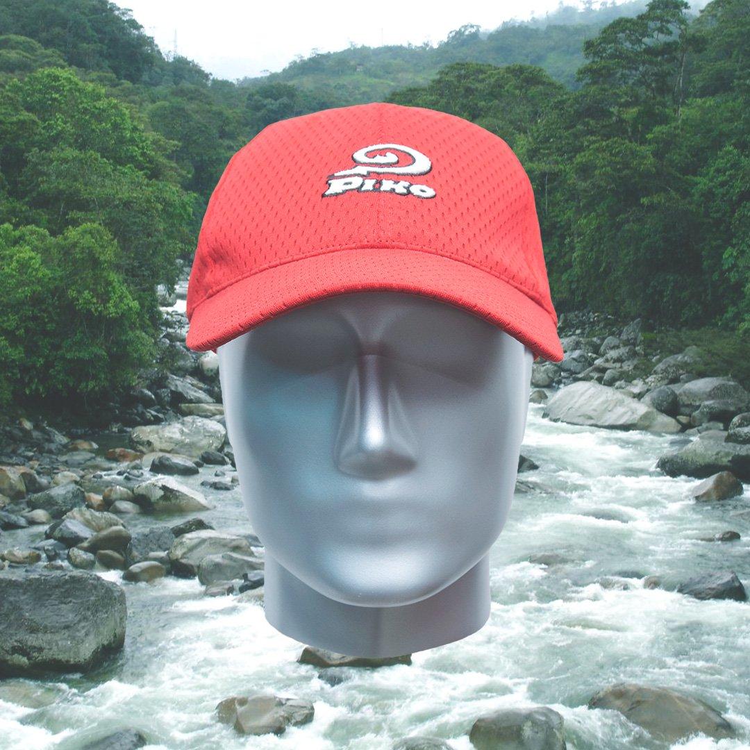 Vintage Piko Red Mesh Cap