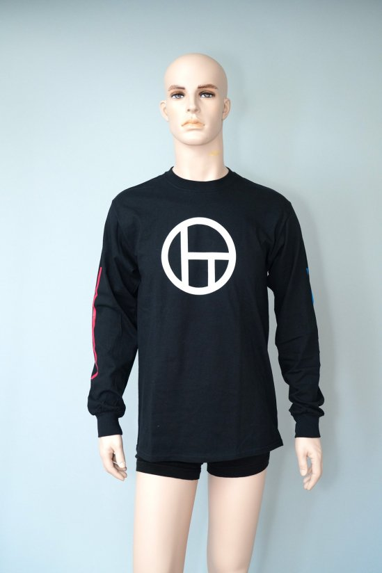 Dogs Logo L/S T-shirt without MEMBERS