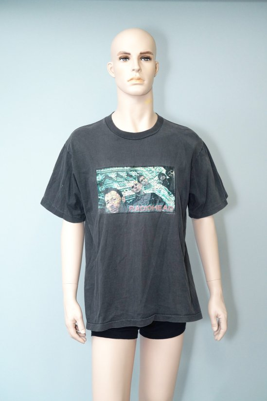 Vintage Kid A Radio Head 00' T-Shirt