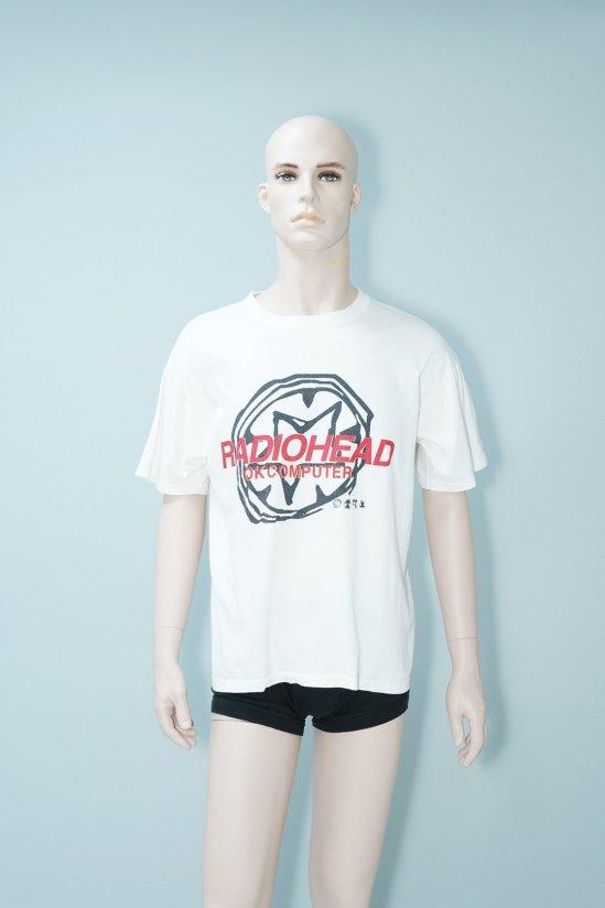 Vintage Radiohead Ok Computer T-Shirt