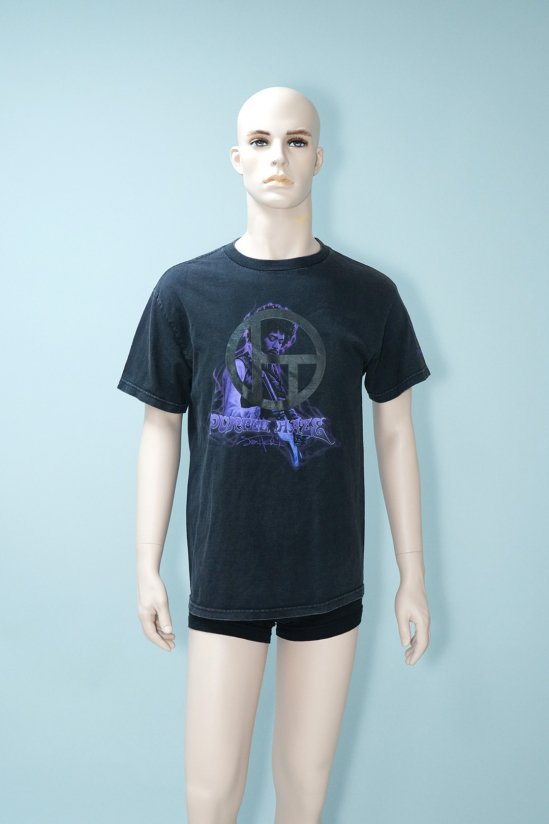 Dogs Recycle Jimi Hendrix Purple Haze T-Shirt
