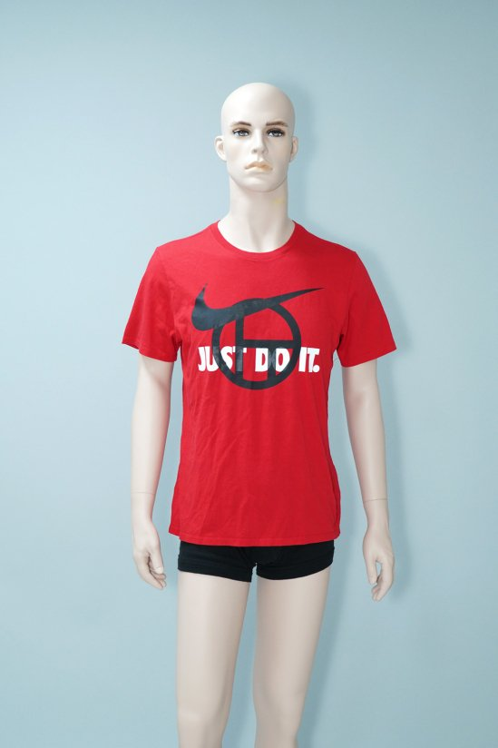 Dogs Recycle Nike Red T-Shirt